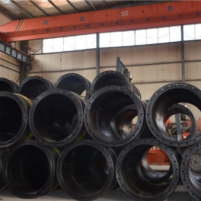 Suction/Discharge hose for dredging