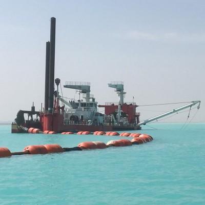 HOHN Group produced Floats/Floater for dredging