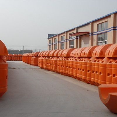 HDPE/Steel pipe floats supplier