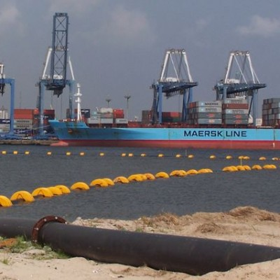 Reliable dredging pipelines solutions and products by HOHN Group