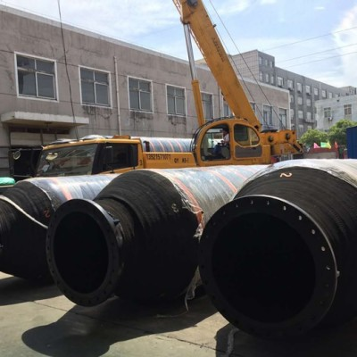 Dredging floating hoses exported to more than 50 countries overseas market