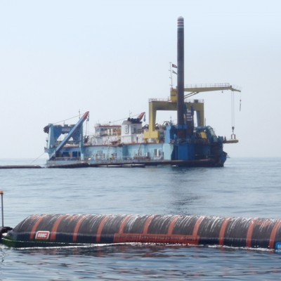 China Dredging Components Floating Hoses for IHC Beaver CSDs