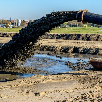 HDPE Dredge Pipe in Dredging