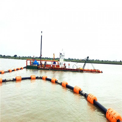 20inch Hydraulic Cutter Suction Dredger Dredge Pipe and Floats