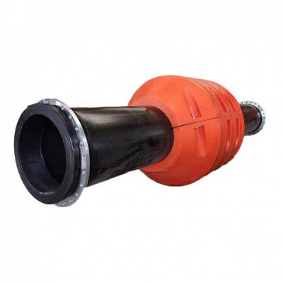 MDPE Dredge pipe Floater / Collar