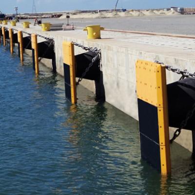 Marine Port Fenders by HOHN Marine