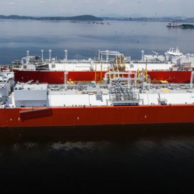 LNG Loading & Offloading Floating Cryogenic Hoses