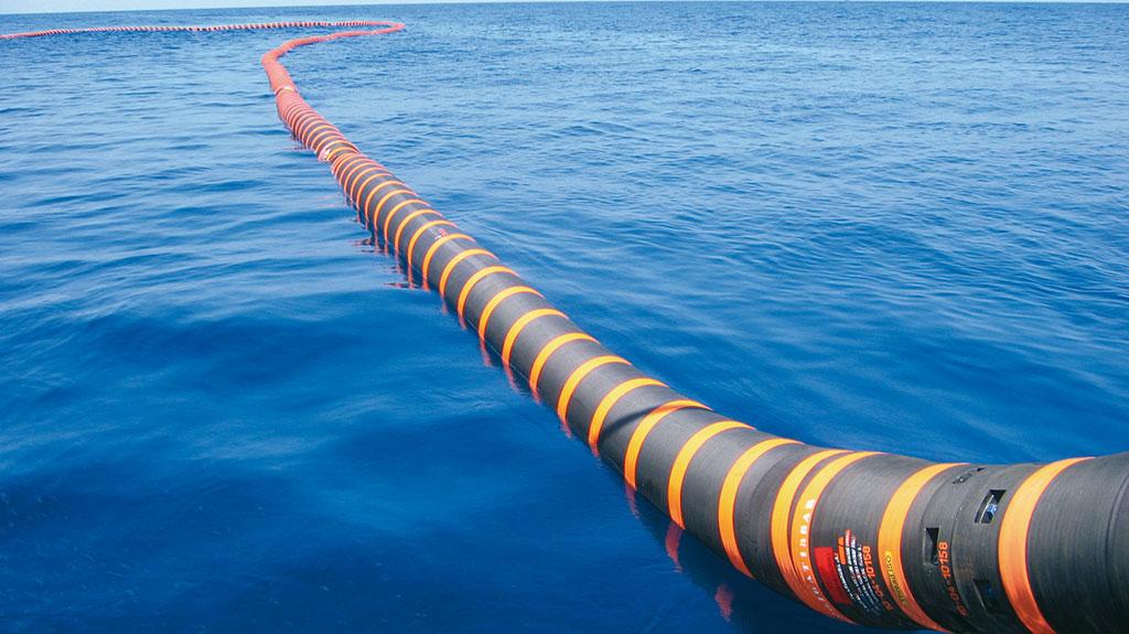 OCIMF Mainline Full Floating Double Carcass Hose