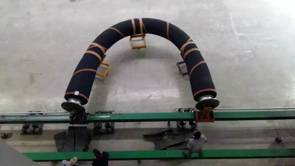 OCIMF Single Carcass Submarine Hose