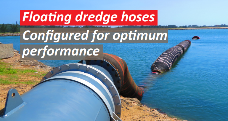 Dredge Full Armored Floating Hoses and Common Floating Hoses Technical Specifications by HOHN Group