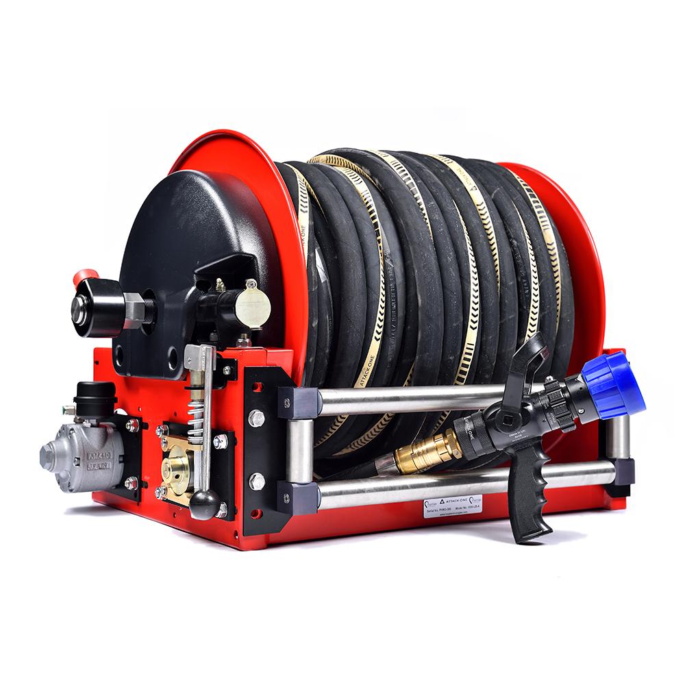 Motorised High Pressure Hoses Reels