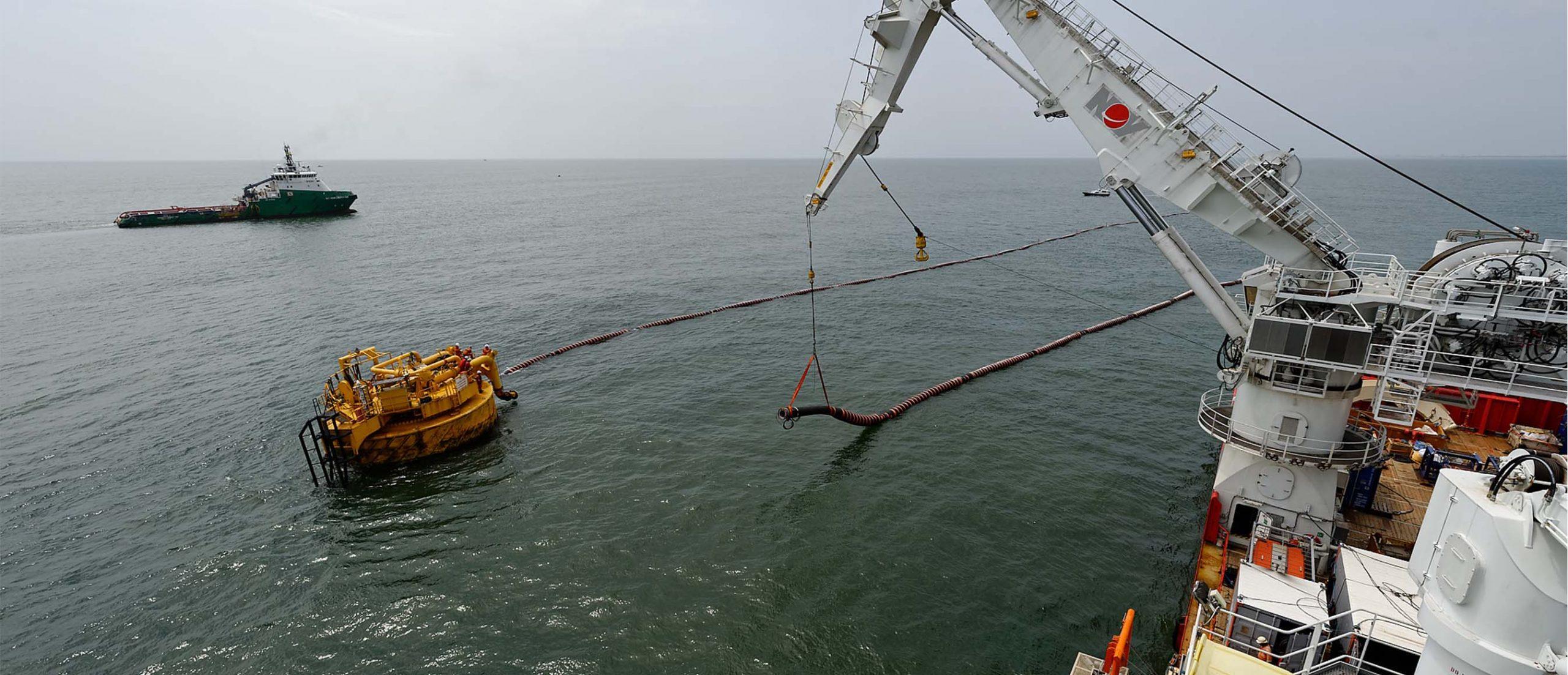 offshore marine floating hoses