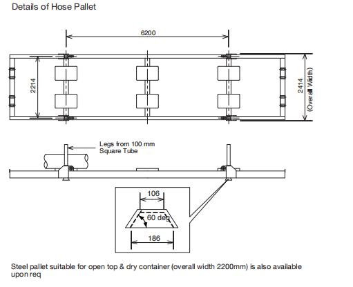 Urethane Cover Floating hose meeting OCIMF 2009 for Single Point Mooring FPSO(Floating,Production Storage,Offloading Unit)
